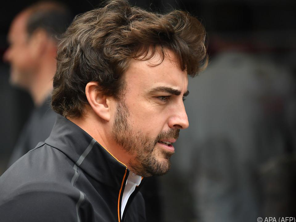 Fernando Alonso hat mit der Formel 1 abgeschlossen