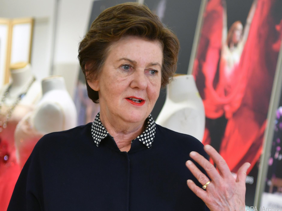 Festspielpräsidentin Rabl-Stadler ist vom Thema Mythos überzeugt