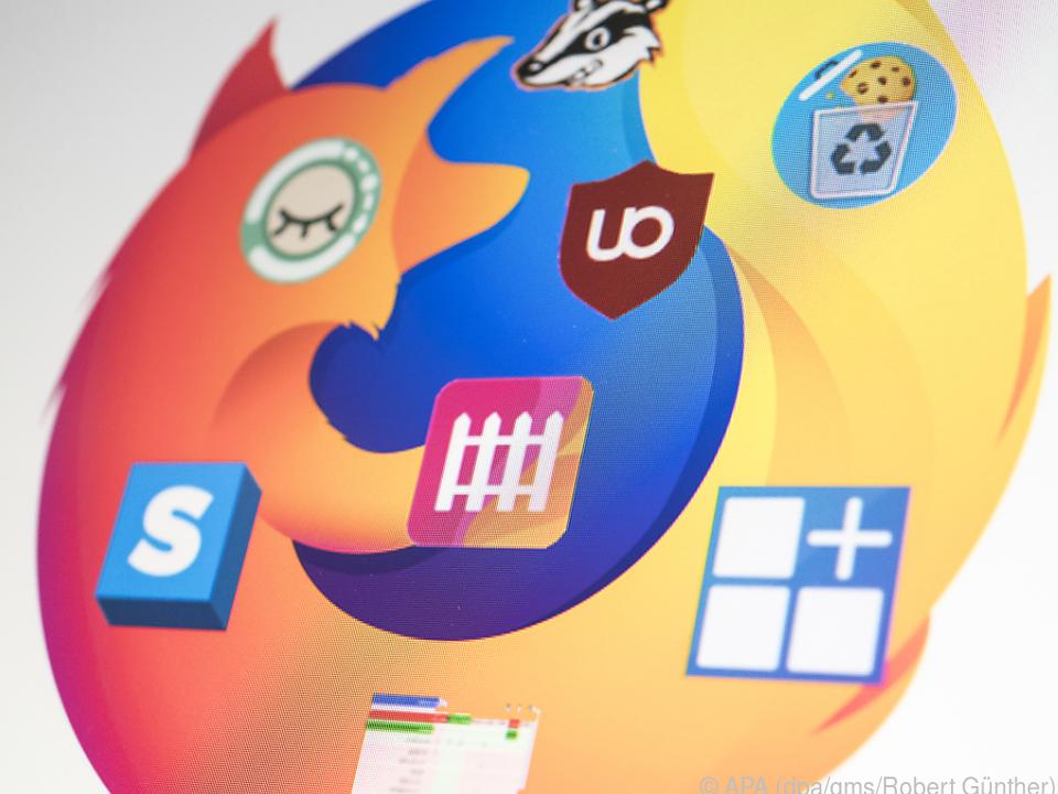 Firefox bietet mit einigen Erweiterungen ein dickes Sicherheitsplus