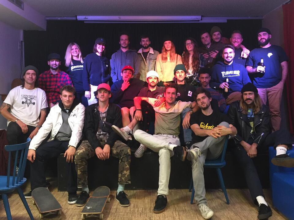 Skateboardproject, Bozen