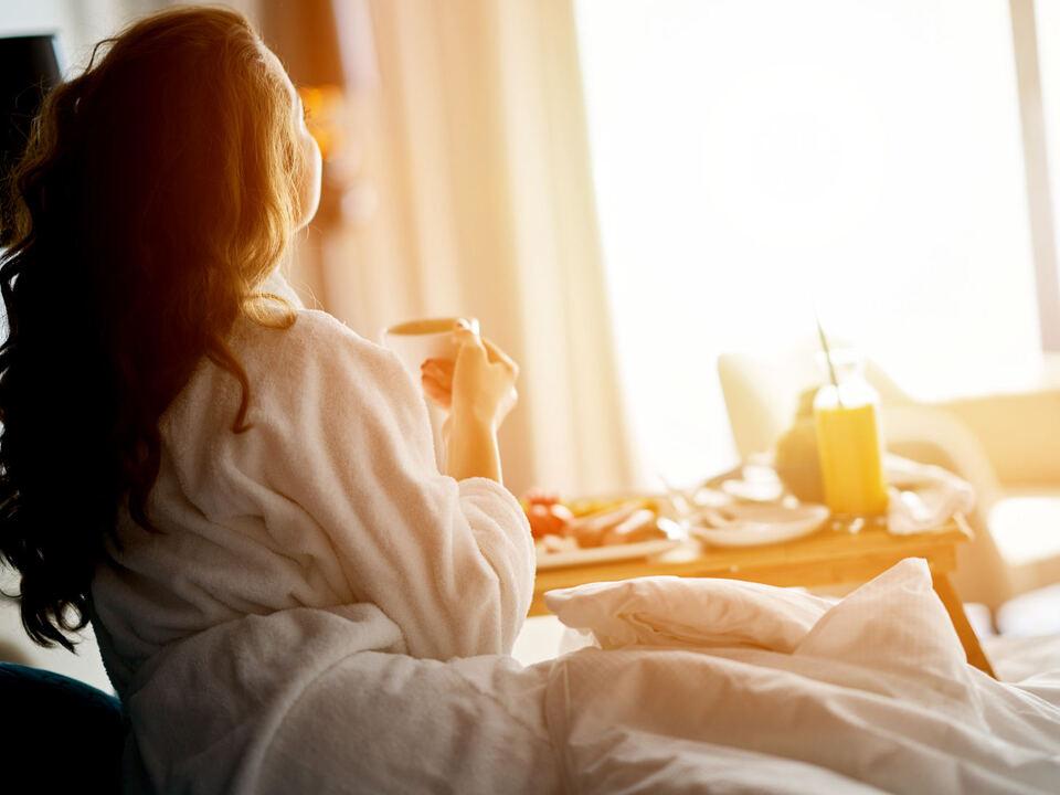 luxus urlaub frühstück relax enspannung