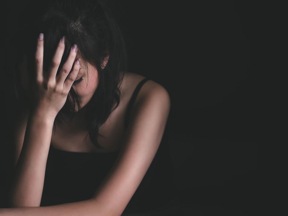 Gewalt Frau Depression Jugendlich Mädchen