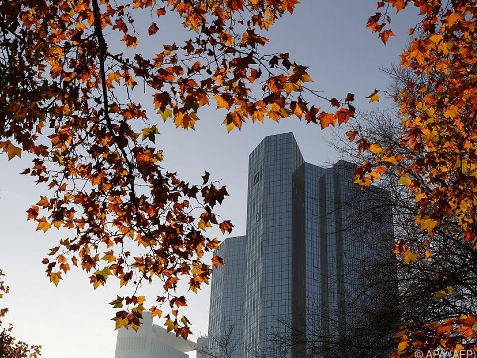 Gegen die Deutsche Bank wird ermittelt