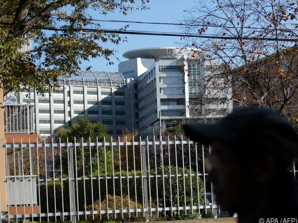 Ghosn seit 19. November in Untersuchungshaft