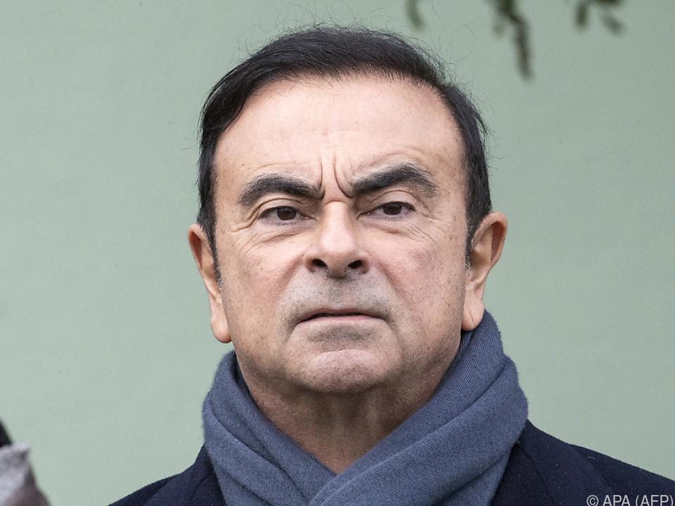 Ghosn soll Firmengelder für private Zwecke verwendet haben