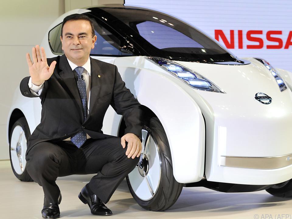 Ghosn soll Firmengelder veruntreut haben