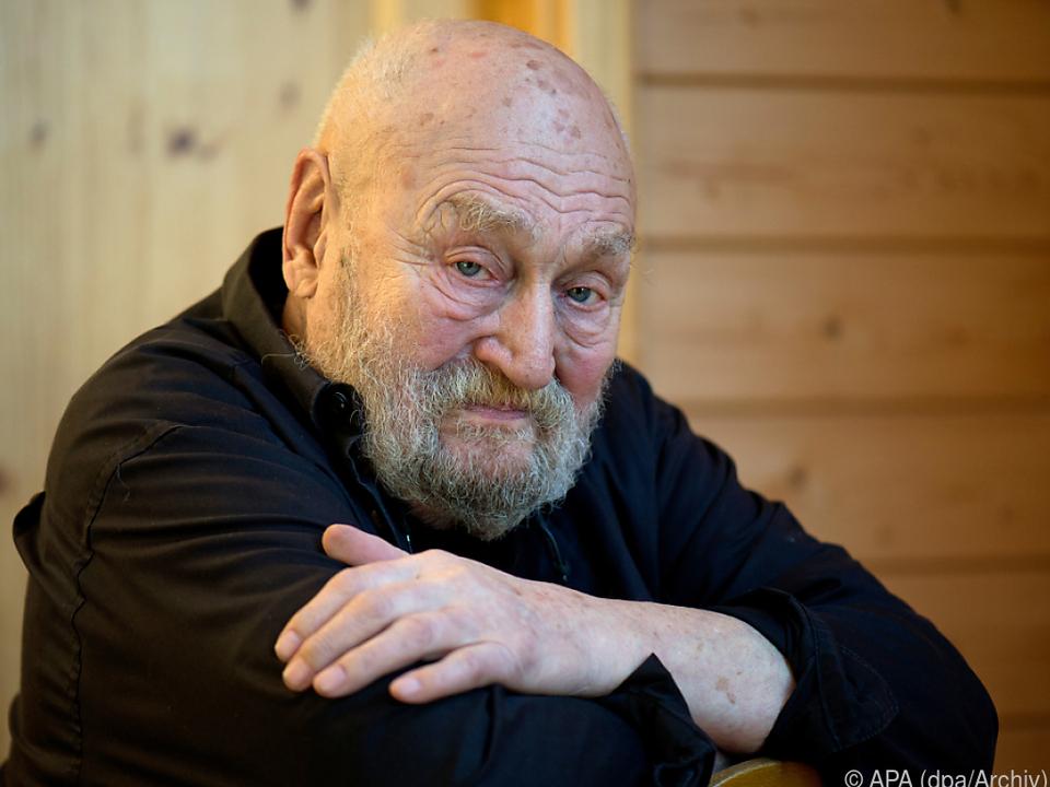 Hoppe starb im Alter von 87 Jahren