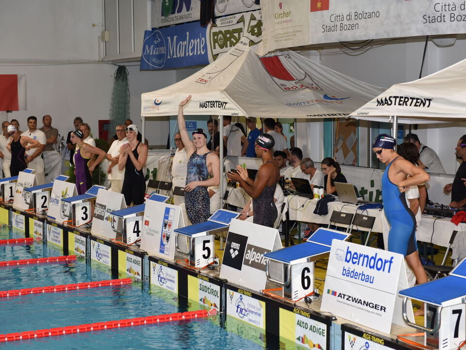 Swimmeeting südtirol