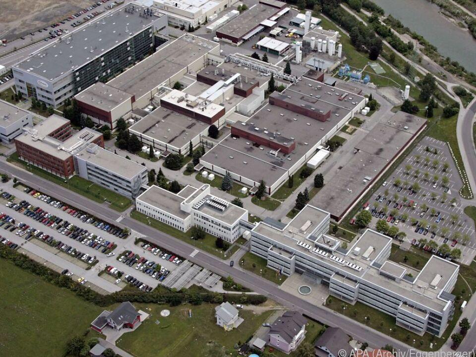 Infineon-Werk in Villach wird ausgebaut