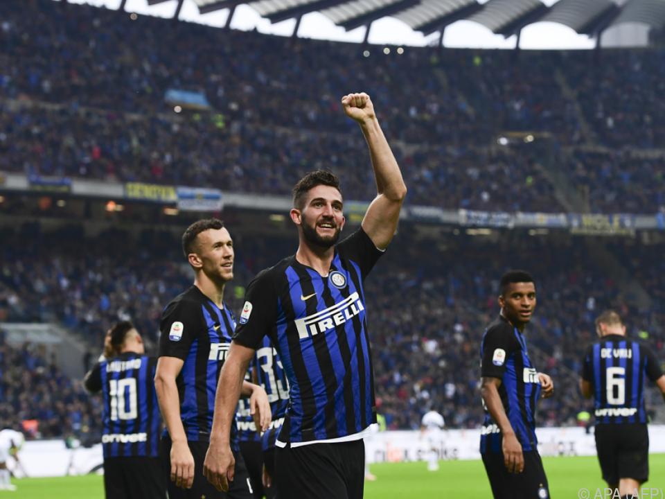 Inter spielt weiter groß auf