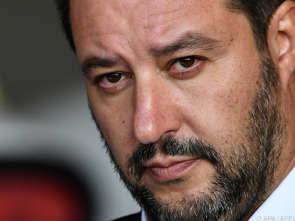 Italiens Vize-Premier Salvini will mehr Zeit
