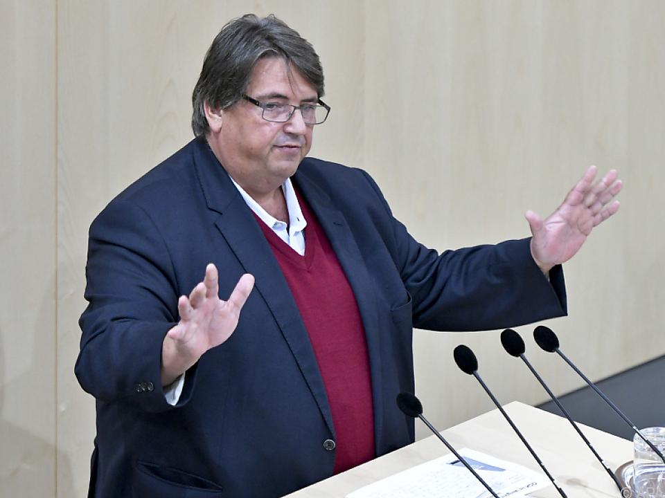 Josef Muchitsch widerspricht ÖVP