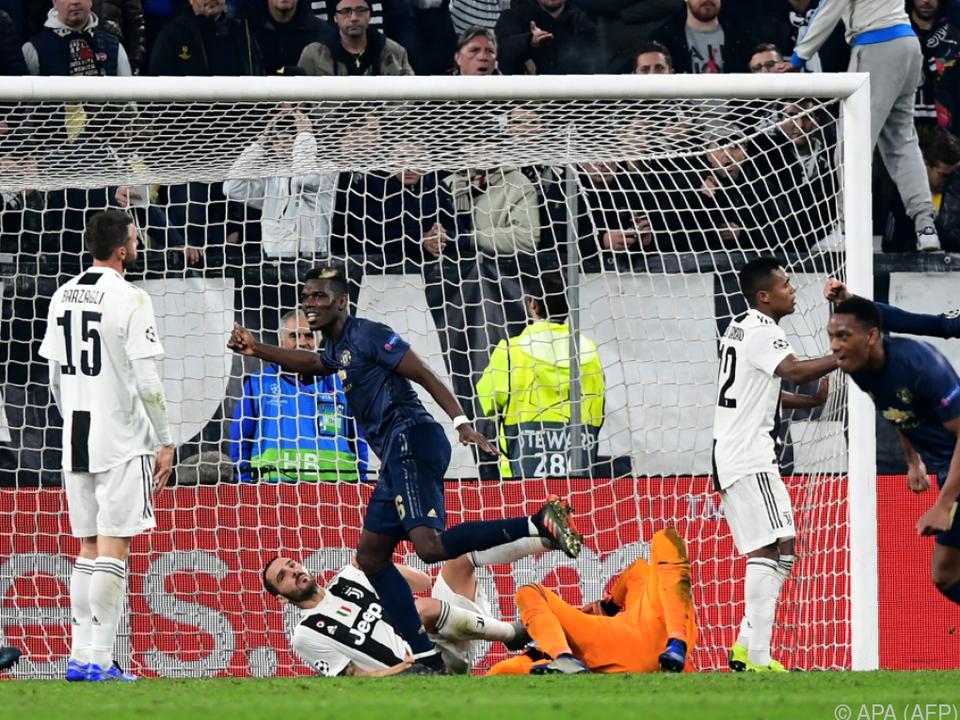 Juventus verspielte den Sieg in den letzten fünf Minuten