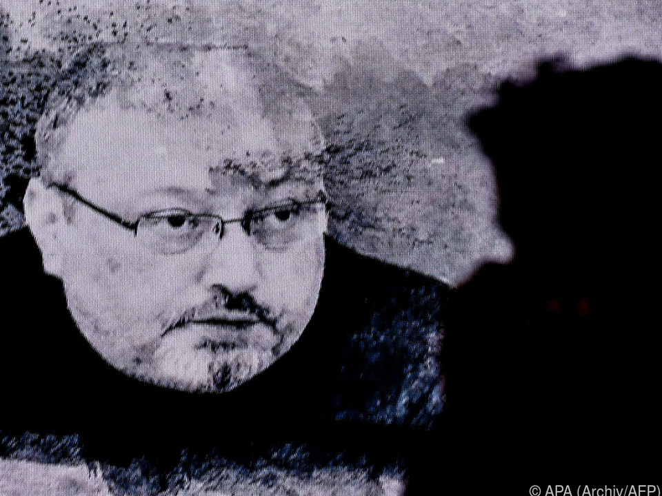 Khashoggi wurde am 2. Oktober getötet