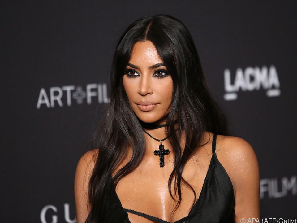 Kim Kardashian legte eine TV-Beichte ab
