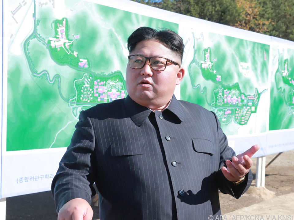 Kim sagte zuvor eine \