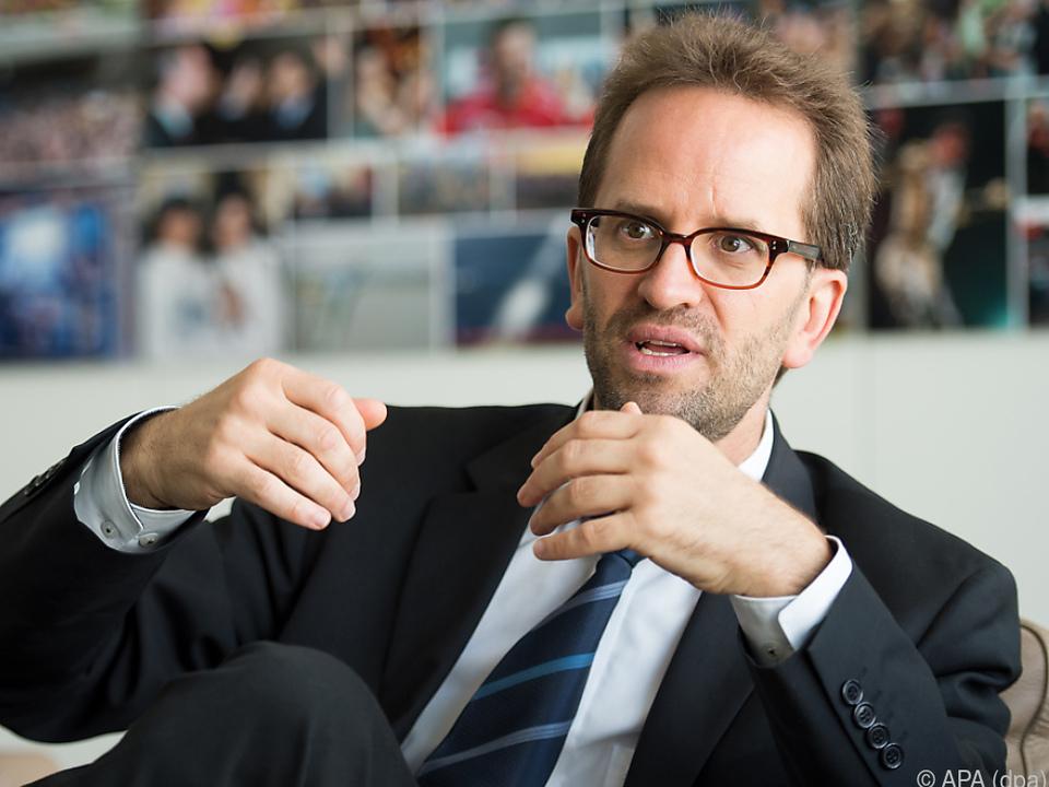 Klaus Müller von der Verbarucherzentrale Bundesverband