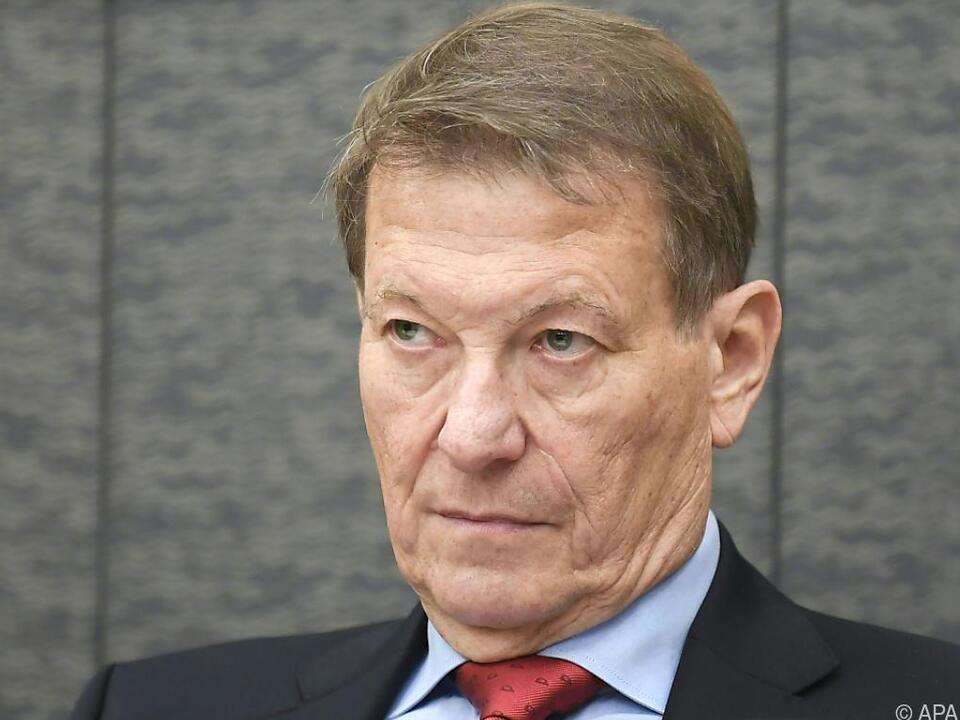 Kostelka will nun an alle 183 Abgeordneten schreiben