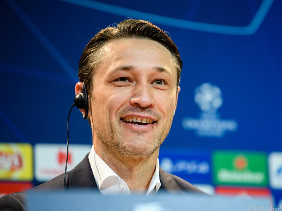 Kovac wird nicht alles ändern