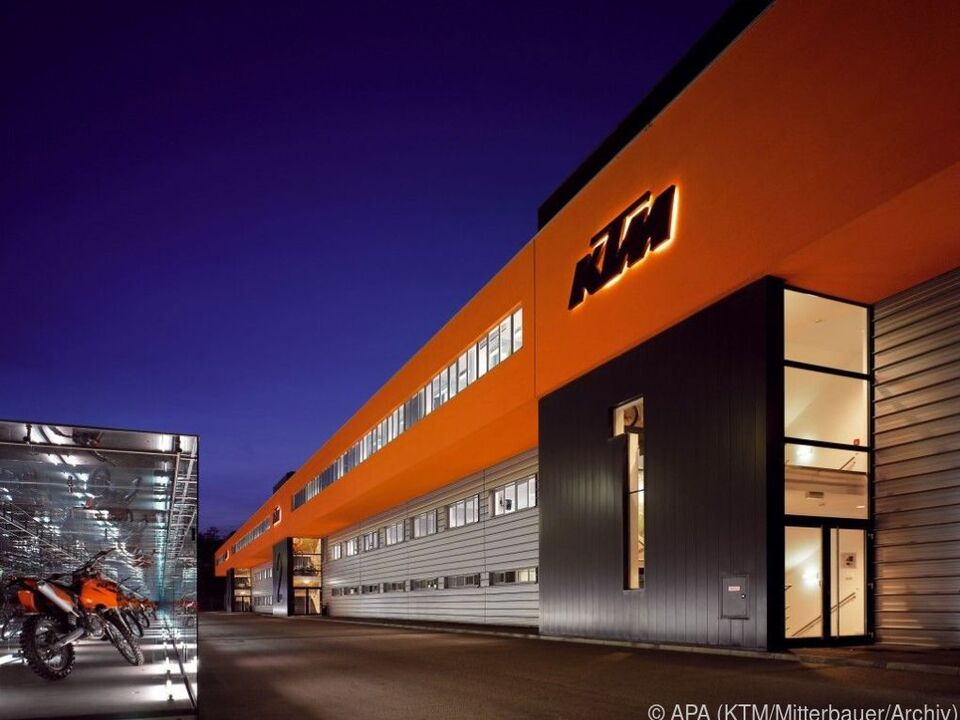 KTM will E-Mobilität forcieren
