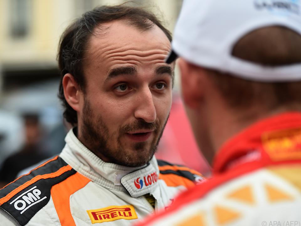 Kubica hat zuletzt immer wieder Testfahrten absolviert