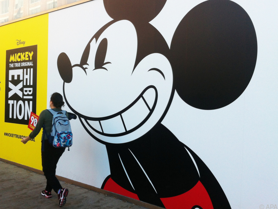 Kunstschau in New York widmet sich Mickey Mouse