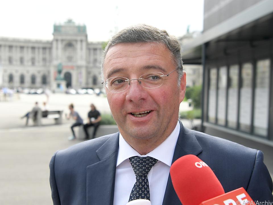 Leichfried kritisiert die Bundesregierung