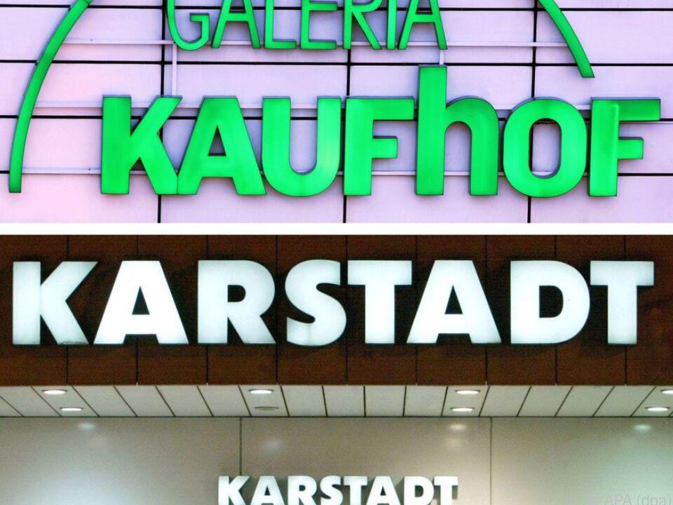 Kaufhausketten - Kartellamt erlaubt Fusion von Karstadt und Kaufhof