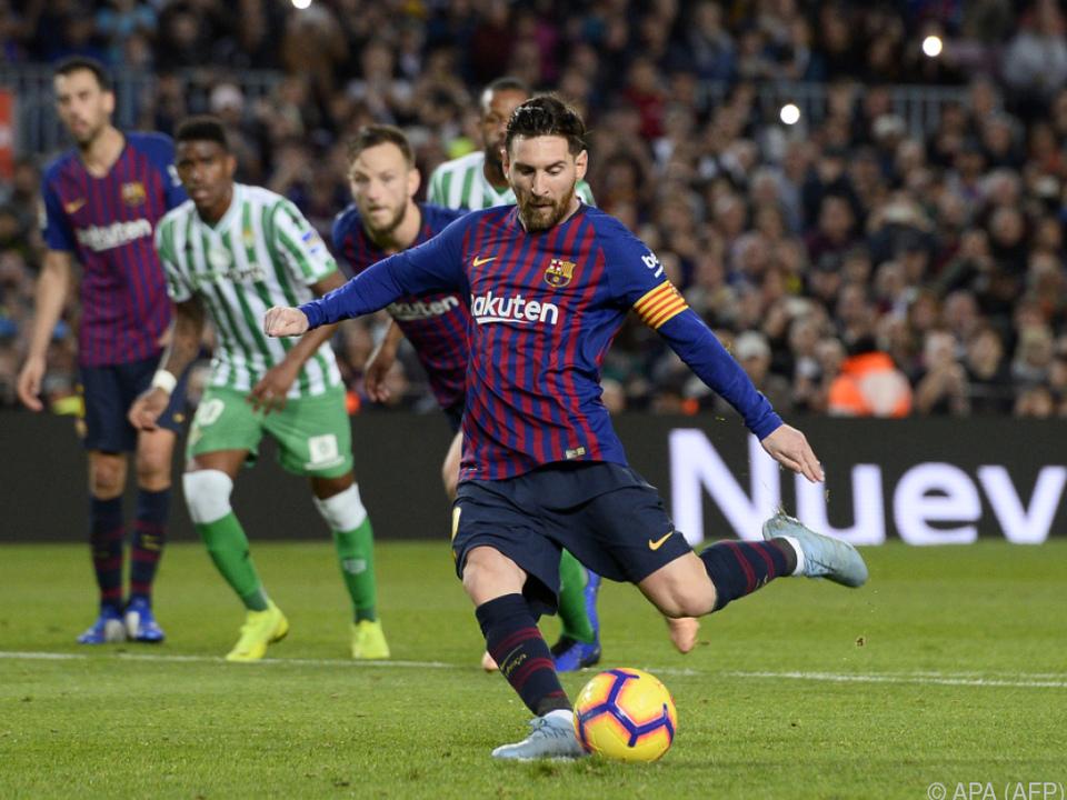 Messis Comeback verlief nicht nach Wunsch