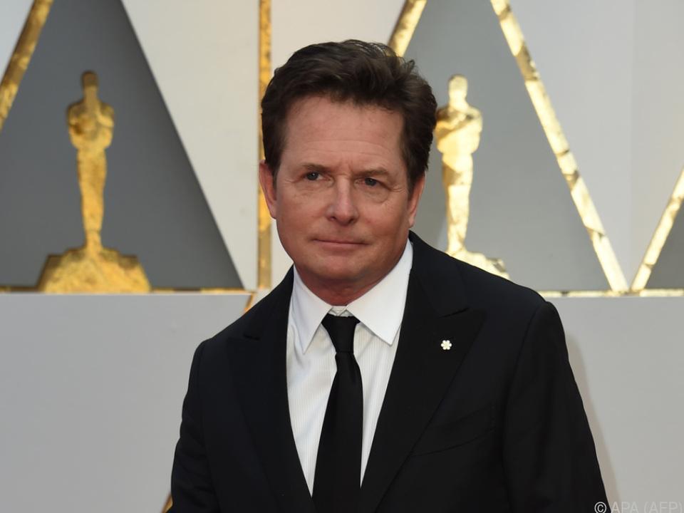 Michael J. Fox hat seine Krankheit akzeptiert