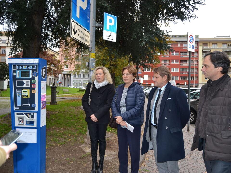 Der Kurzparkplatz In Bozen Wird Ab Sofort Auch Per App Bezahlt