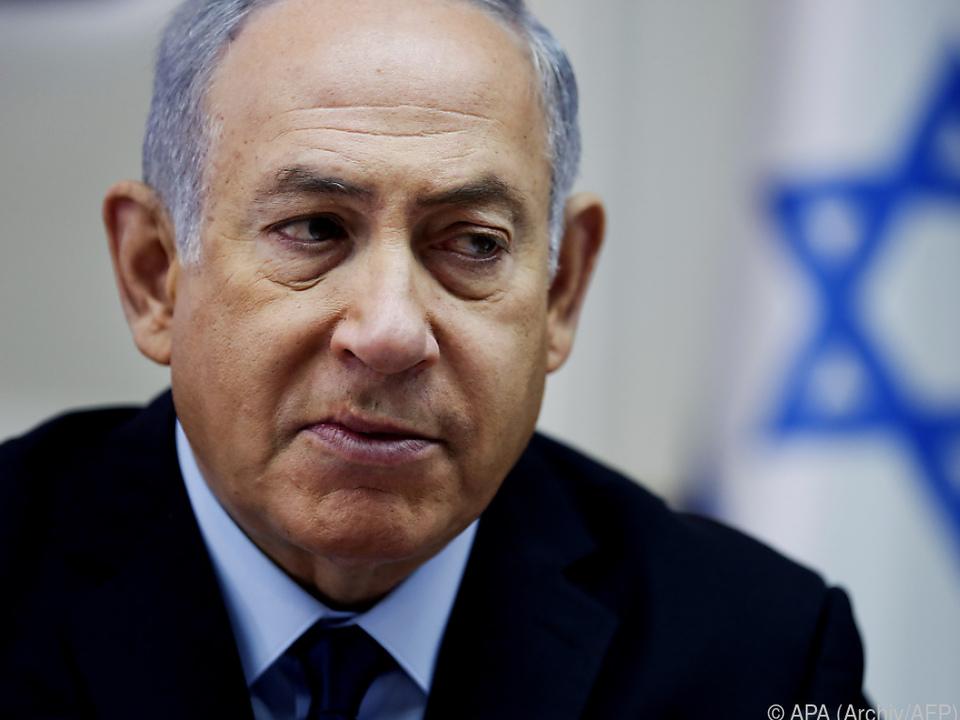 Netanyahu ist bereits Außenminister