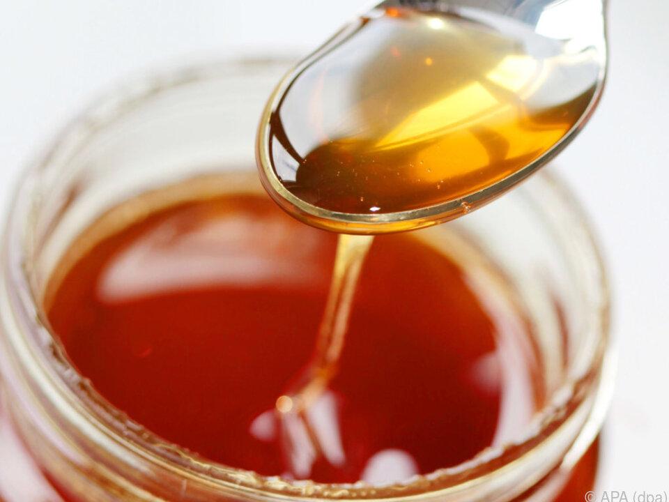 Österreicher naschen gerne Honig