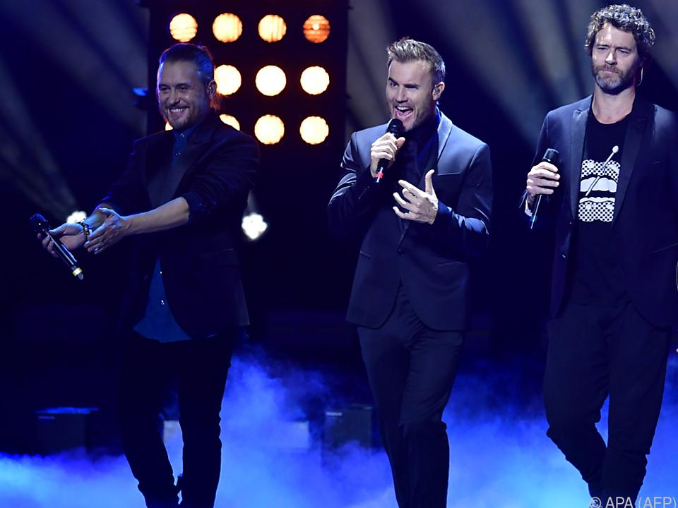 Owen, Barlow und Donald gehen 2019 zusammen auf Tournee