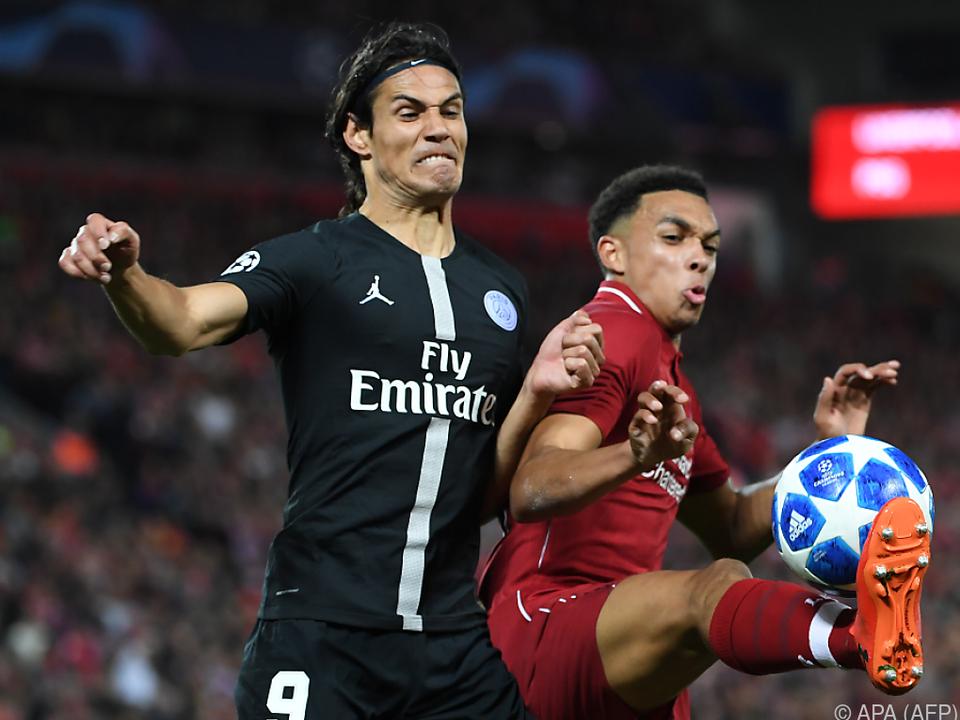 Pariser Stars gegen Liverpool schon unter Druck