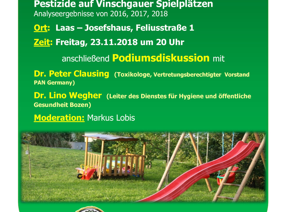 Pestizide_Spielplaetze_Vinschgau_Laas_23. Nov. 2018