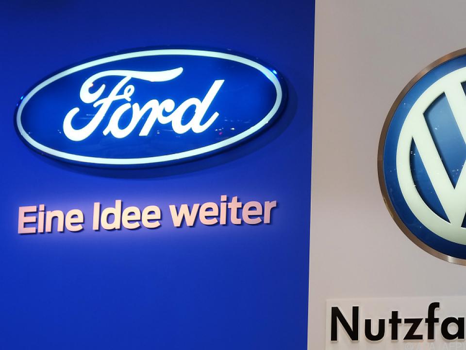 Präsentation der Pläne von Ford und VW angeblich Mitte November