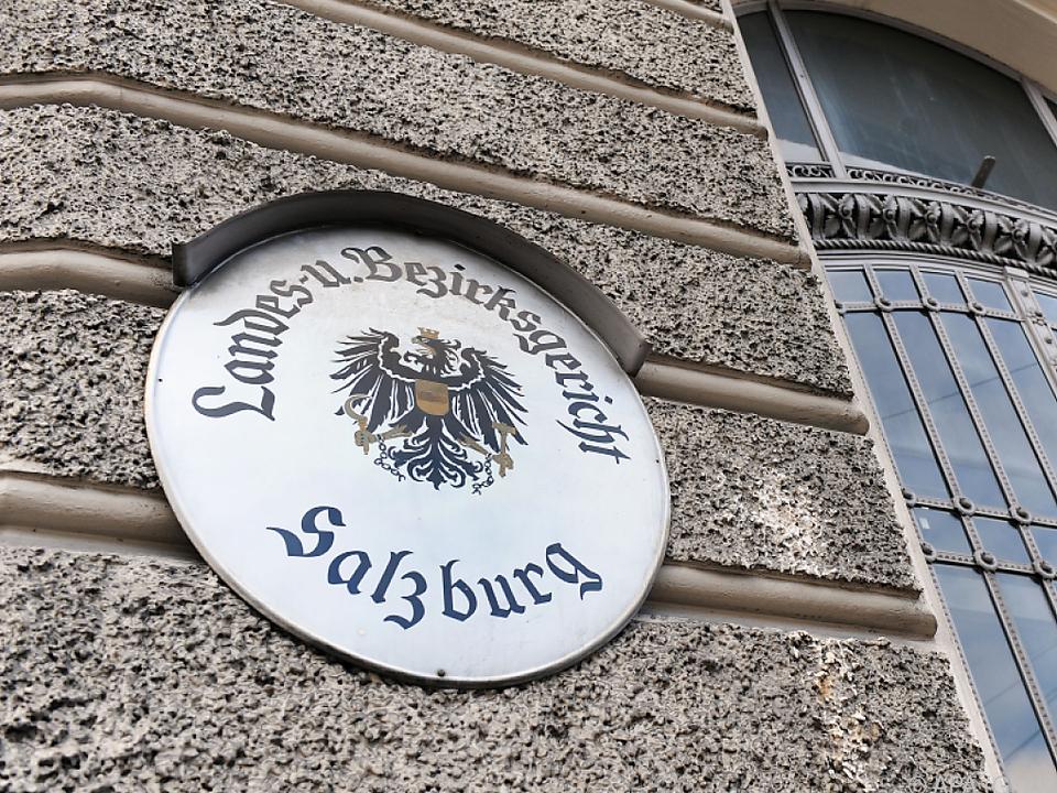 Prozess am Landesgericht Salzburg