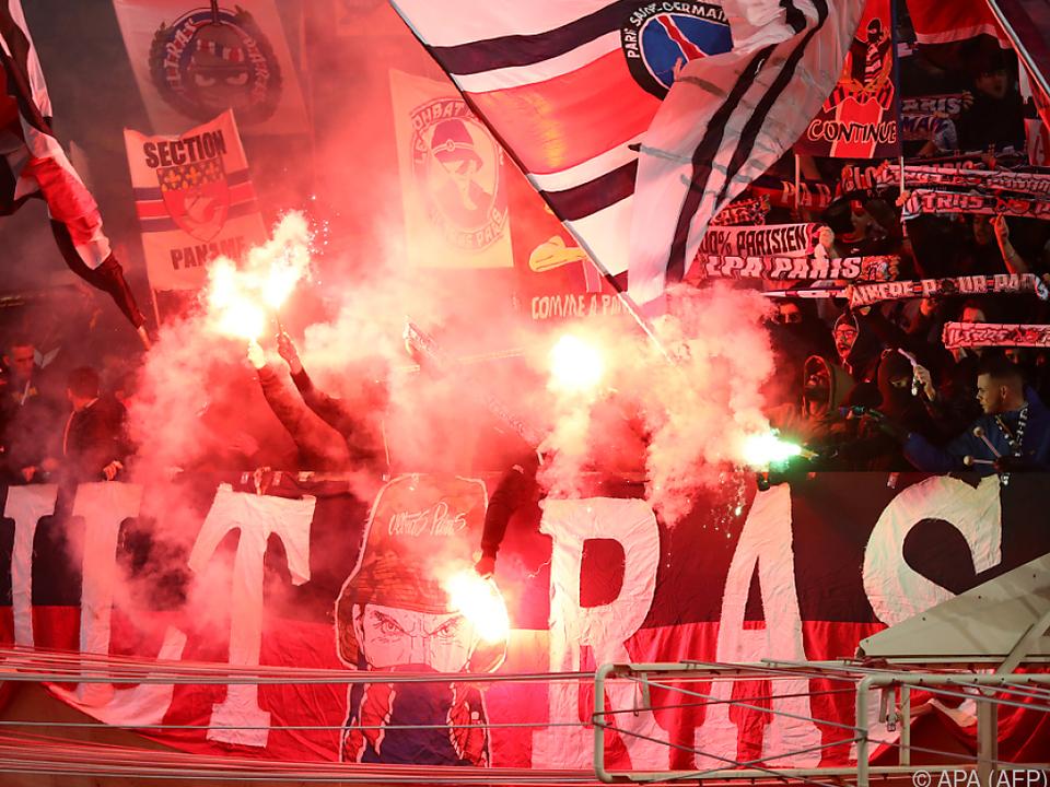PSG-Fans können weiter feiern
