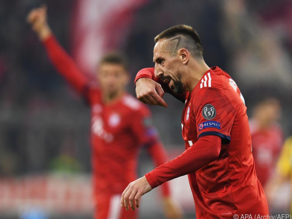 Ribery hatte Auseinandersetzung mit Landsmann