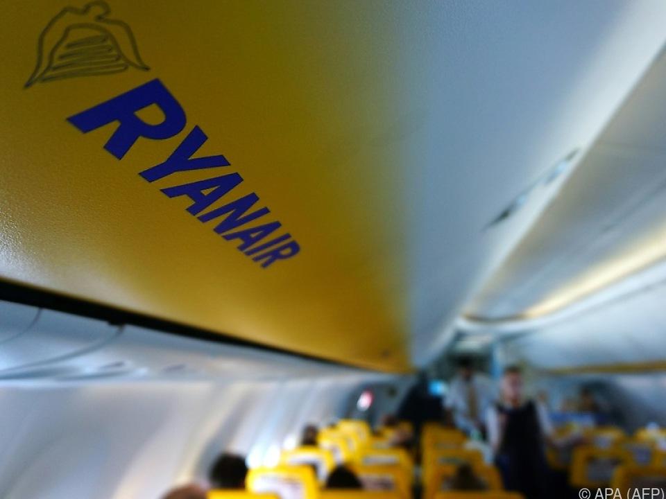 Ryanair soll zu Zahlung gezwungen werden