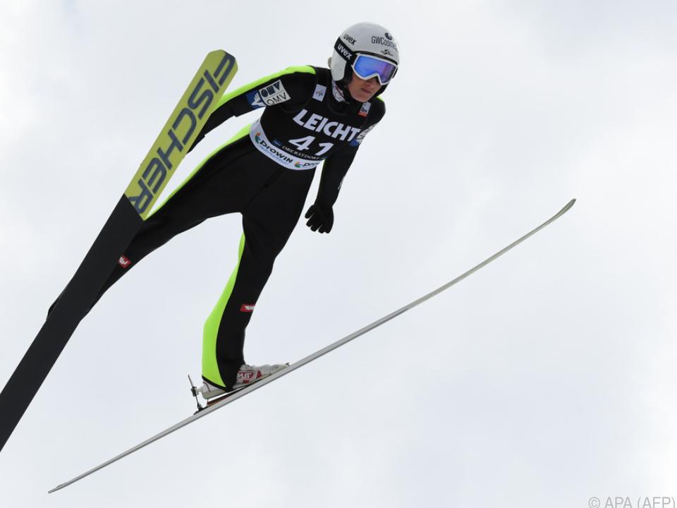 Saisonauftakt der Springerinnen in Lillehammer