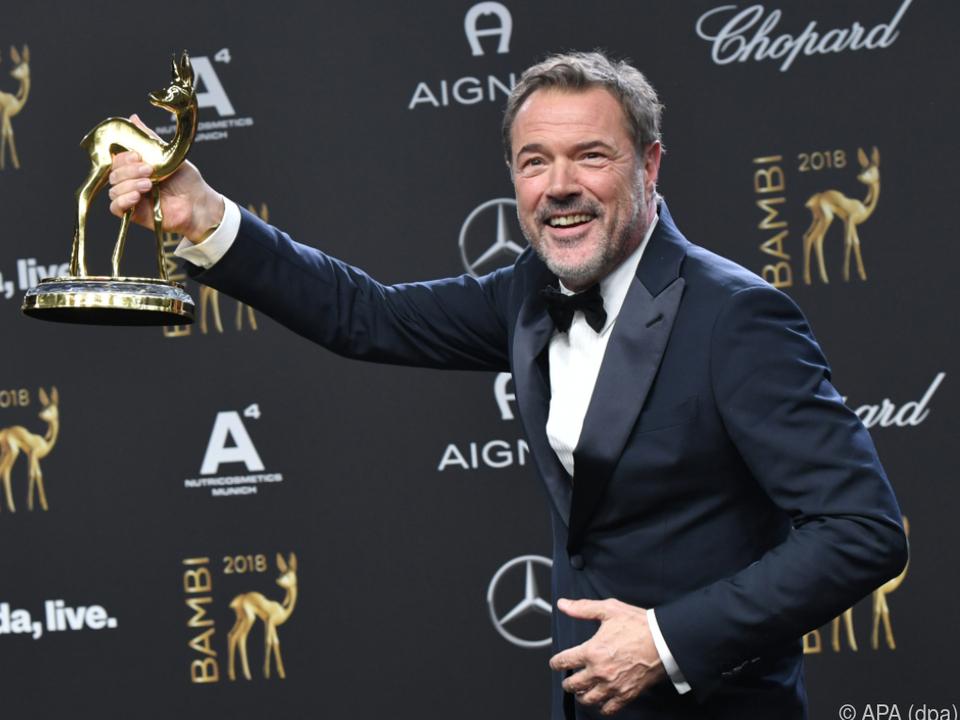 Sebastian Koch wurde als bester Schauspieler ausgezeichnet
