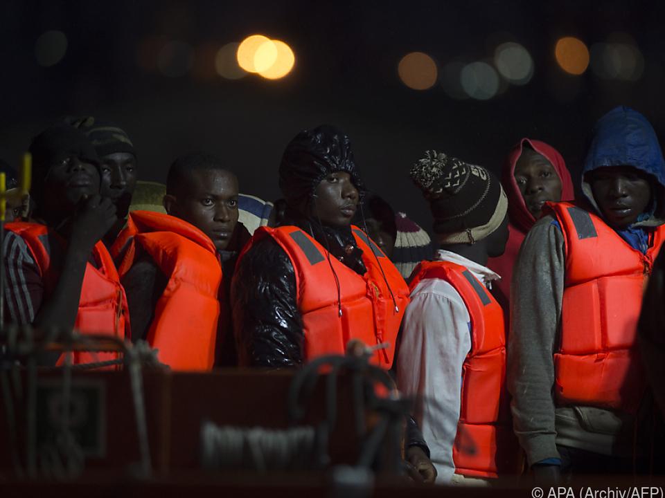 Seit Jahresanfang erreichten knapp 52.000 Flüchtlinge Spanien