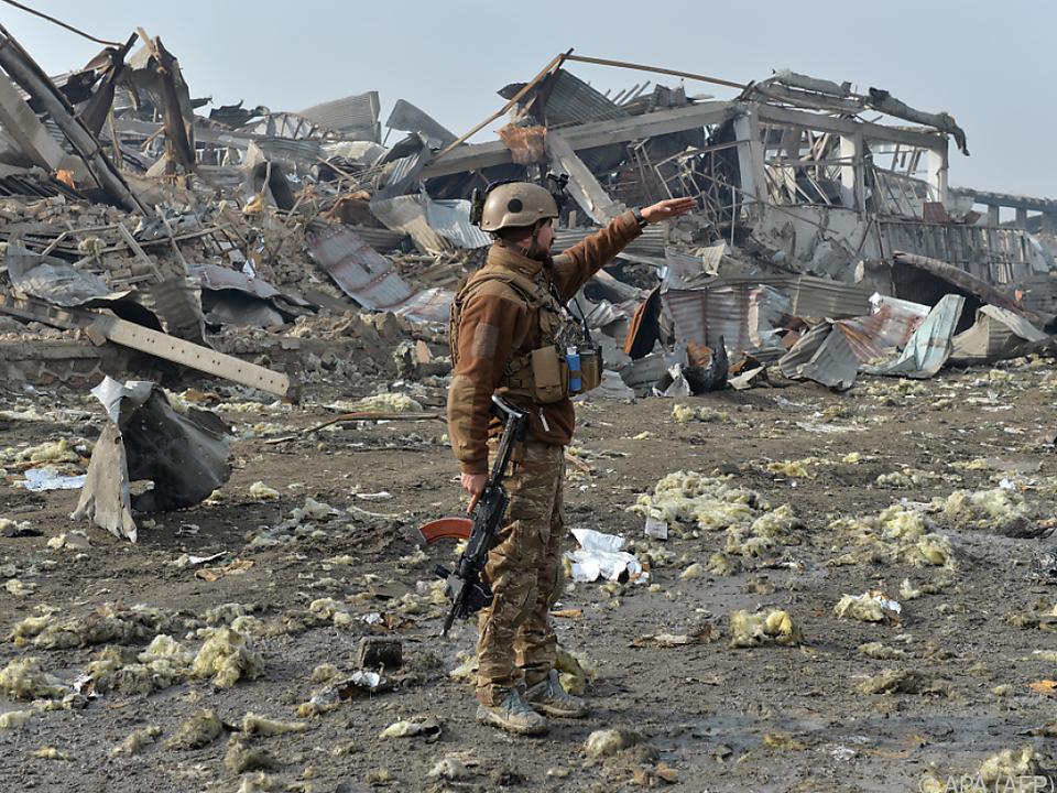 Selbstmordattentat auf britisches Unternehmen in Kabul