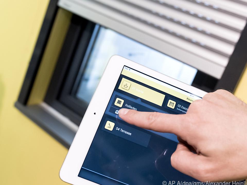 Sichere Geräte und professionelle Installation minimieren das Risiko