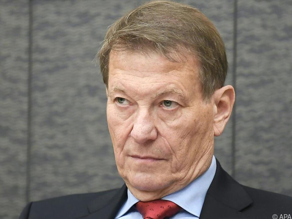 SPÖ-Pensionistenverbandspräsident Peter Kostelka