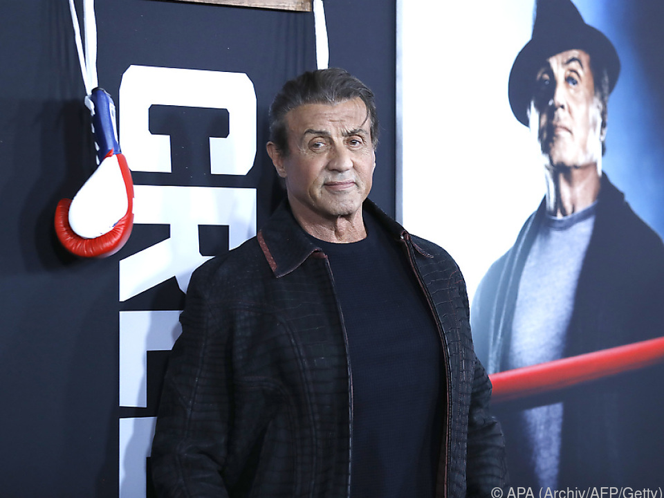 Stallone in Creed II wieder als Trainer am Ring