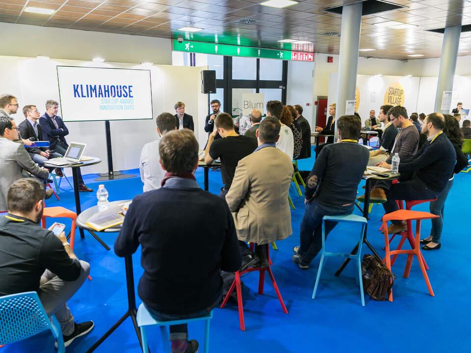 Startup Village 2018, Klimahouse Startup Award