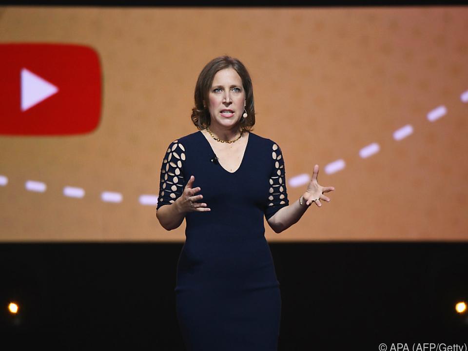 Susan Wojcicki bezeichnete EU als Internet-feindlich